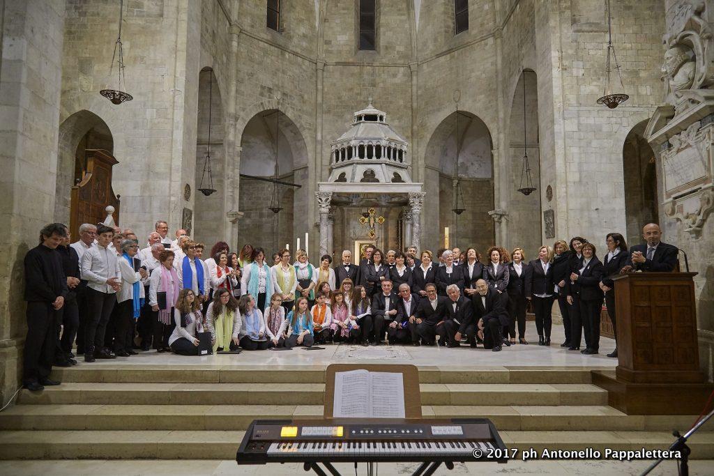 Coro il Gabbiano e Corale Santa Cecilia